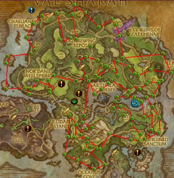 LFH Recommended Route.png