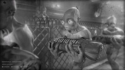 Oddworld: Soulstorm - Game Detectives Wiki